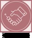 Ética e comprometimento com os pacientes e colaboradores