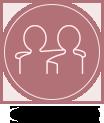 Relação de respeito e amizade com nossos pacientes