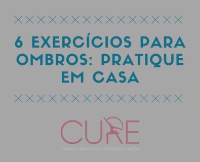 6 Exercícios Para Ombros Saudáveis