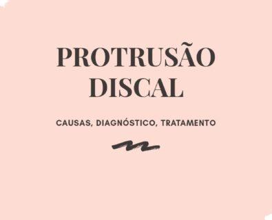 Protrusão Discal